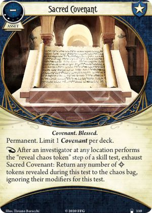 Sacred Covenant